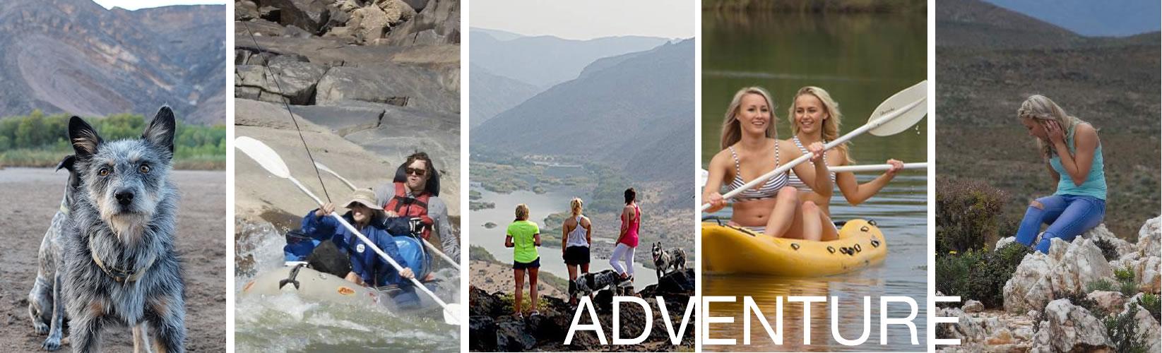 Orange River Rafting Adventures
