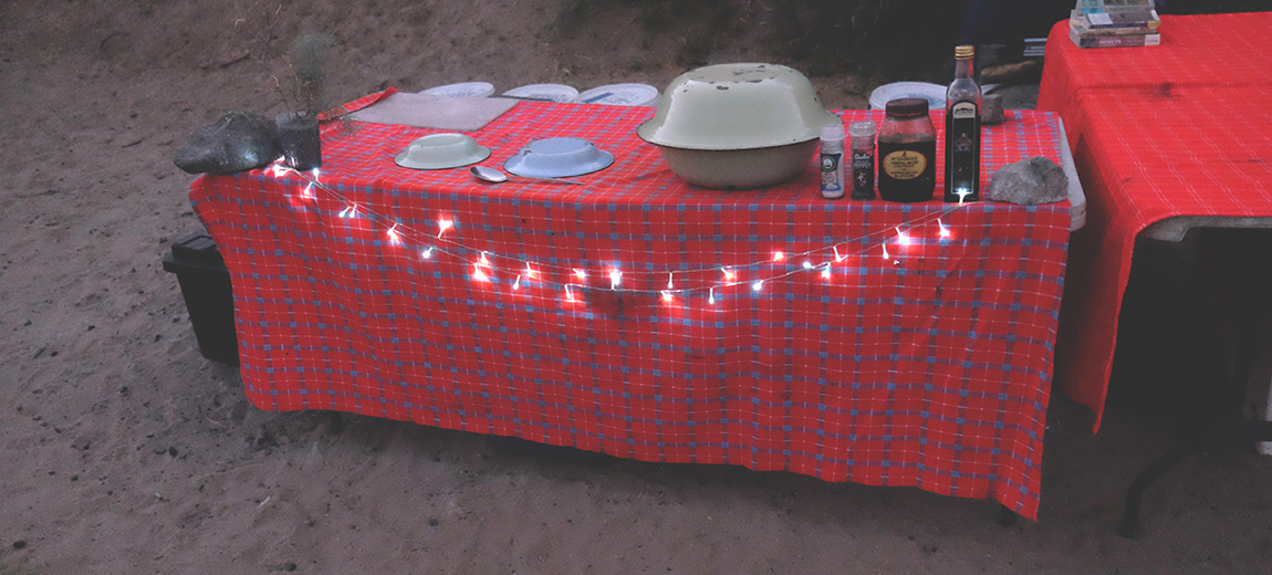 umkulu set up